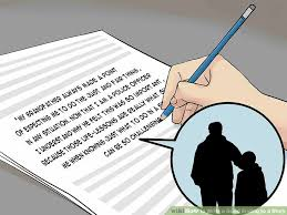 ways to write a good ending to a story wikihow image titled write a good ending to a story step 4