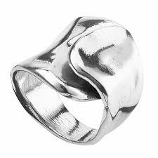 Купить <b>Кольцо</b> «<b>Hold me</b> tight» Серебряный - <b>UNOde50</b>