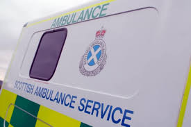 Johnston Ambulance Service Cancer Patient In 16 Hour Ordeal After Ambulance No Show The Scotsman