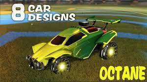 Best Octane Designs 8 Painted Octane Designs Showcase Rocket League