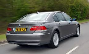 BMW 7-Series Saloon Review (2002 - 2008) | Parkers