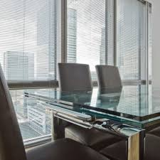 office window blinds. Roman Blinds Are Arranged For Automatic Bearing System Or Manual. They Add A Touch Of Charm And Elegance To Contemporary Offices Home Offices. Office Window R