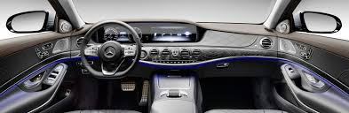 There's a lot to talk about, beginning with the design which takes inspiration from the brand's more luxurious. 2018 Mercedes Benz S Class Interior Space And Features