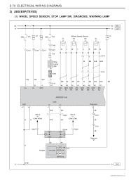 electrical wiring diagrams 3 abs esp teves