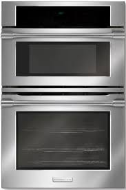 electrolux icon e30mc75jps 30 double wall oven appliances electrolux icon professional front view