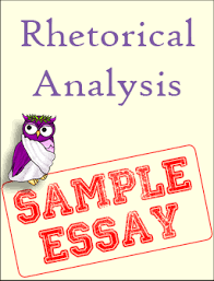 rhetorical analysis sample essay thumbnail examples of rhetorical analysis essay