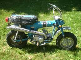 similiar 1971 honda mini trail 70 keywords 1971 honda ct70 k0 k 0 ct 70 mini trail 70 honda 70 sapphire blue bike