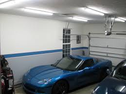 image of led garage lighting ideas