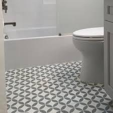 Contemporary floor tiles Hallway Amlo 8 Modern Contemporary Cement Tile Allmodern