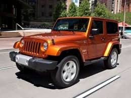 2011 Jeep Wrangler Exterior Paint Colors And Interior Trim
