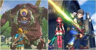 15 Nintendo Switch Games With The Best Storylines