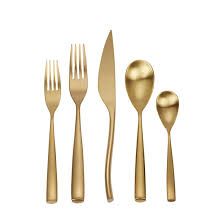 Arte Gold Flatware - Flatware - Alchemy Fine Home