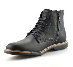skechers memory foam shoes. mens-skechers-memory-foam-leather-combat-zip-up- skechers memory foam shoes o
