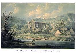 the effects of nature wordsworth and tintern abbey jane edward dayes
