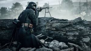 battlefield 1 sniper solr game wallpaper