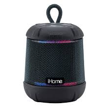 Waterproof Speaker With Lights Bluetooth Rechargeable Waterproof Speaker With 18 Hour