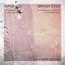 <b>Brian Eno</b> - <b>Apollo</b>: Atmospheres And Soundtracks [2 LP] - Amazon ...