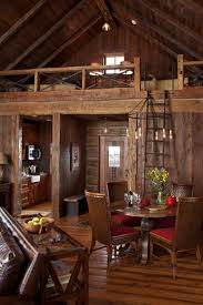 Gorgeous Rustic Cabin Interior Idea (42)