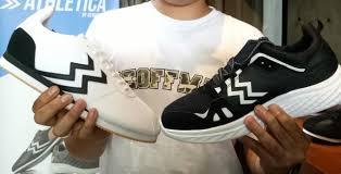 Fashion | Tampil Kekinian dengan Sepatu Lokal Athletica by Geoff Max