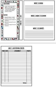 Unit 5 The Mole Notebook Check And Unit Intro