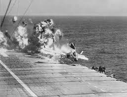 carrier ramp. file:f7u-3 cva-19 ramp strike 1955.jpg carrier