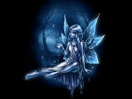 Blue fairy wallpaper Group (63+)