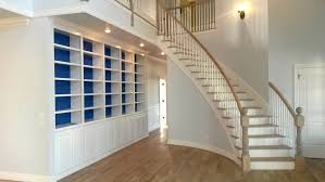 Basement Stair Designs Cool Curved Stairs No Mystery Just Simple Math THISisCarpentry