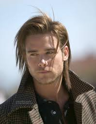 Long Mens Hair Style semi long mens hairstyle for layered hair long hairstyles for 6139 by wearticles.com