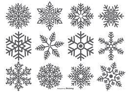 black and white snowflake pattern. Fine Black In Black And White Snowflake Pattern S