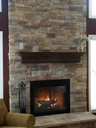 awesome fireplace ergonomic putting stone veneer over brick fireplace pertaining to stone veneer over brick fireplace popular