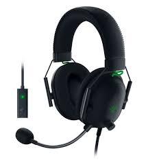 Razer Blackshark V2 Multi-platform <b>wired esports</b> headset with <b>USB</b> ...