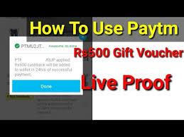 Create Voucher Amazing How To Use Paytm Rs48 Gift Voucher YouTube