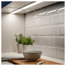Image Strip Lights Ikea StrÖmlinje Led Worktop Lighting White