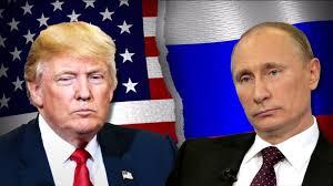 Image result for Putin v Trump