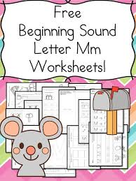 18 Free Letter M Beginning Sound Worksheets: Easy Download!