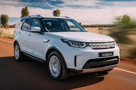 Next-gen Land Rover Discovery 5 breaks cover