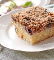 Blueberry Cream Cheese Coffee Cake Bunny s Warm Oven