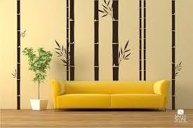 bamboo wall decal bamboo wall mural vinyl wall decals by on bamboo wall decals india bamboo wall decal