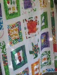 Very Hungry Caterpillar Quilt - my version with help from lots of ... & Very Hungry Caterpillar Quilt - my version with help from lots of images  online - King Single size | Childrens quilts | Pinterest | Very hungry  caterpillar, ... Adamdwight.com