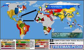 Early Modern 1450 1750 Freemanpedia