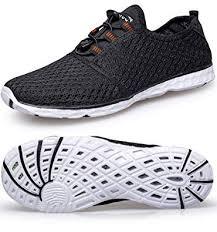 Cusselen <b>Men Air Mesh</b> Quick Drying <b>Sport</b> Water Shoes: Amazon ...