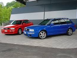 Audi RS2: An out of date Audi estate. Yet Porsche helped develop ...