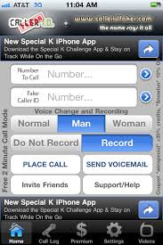 Callerid Faker For Has Cool Iphone Features The All Free