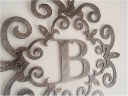 metal letter wall art review of metal letter wall art careyhead