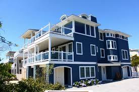 Beautiful Coastal Home On Long Beach Island Nj Coastal Roofing Lbi