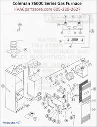 Coleman electric furnace wiring diagram electric furnace 7680c856 coleman gas furnace parts hvacpartstore of coleman electric