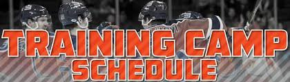 condors training c schedule