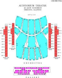 70 Actual Auditorium Theater Seating