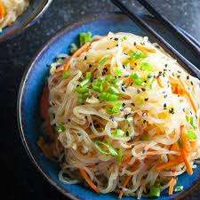 Some ways of making your noodles healthy include using nutritious ingredients, preparing your dishes in a healthier manner, and decreasing your portion size. Ultimate Guide To Shirataki Noodles Recipes And Step By Step Instructions Shirataki Noodles Shirataki Noodles Recipes Healthy Recipes