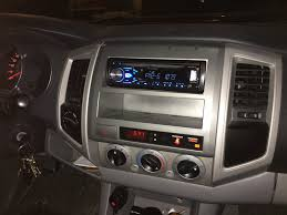 2005 2015 toyota tacoma stereo install w steering wheel pioneer deh-x3910bt installation at Pioneer Deh X4900bt Wiring Diagram